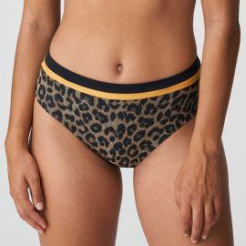 Maillot de Bain Bikini Slip Taille Haute, Kiribati, Prima Donn Swim 4007251-GSA