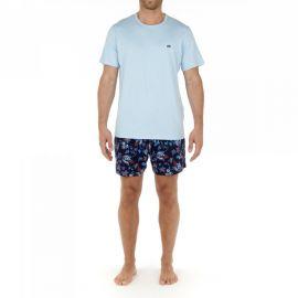 Pyjama Short, Morgiou, Hom 402095-00BI