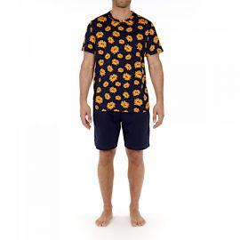 Pyjama Short, Luberon , Hom 402181-P0RA