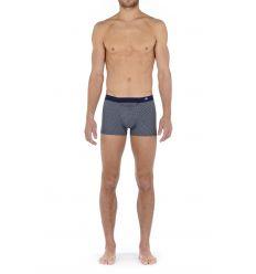Boxer Confort HO1, Ramatuelle - Imprimé Marine, Hom 402272-I0RA