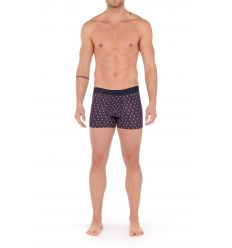 Boxer Confort, Cigales - Imprimé Marine, Hom 402308-P0RA