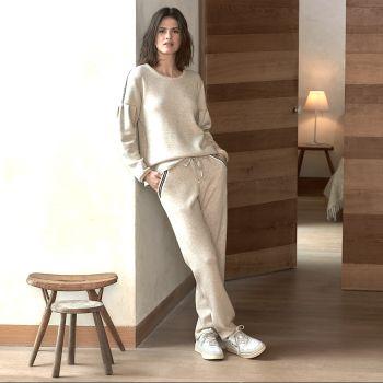 Pantalon, Maille Love, Le Chat MAILLELOVE280-MIEL