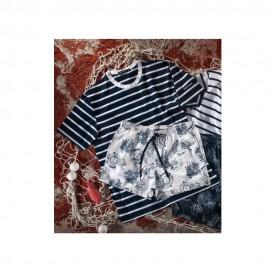 T-Shirt Manches Courtes, Sporting, Timonier M145