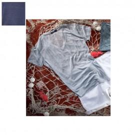 T-Shirt Manches Courtes, Antigua, Timonier M595