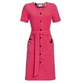 Robe de Chambre Boutonnée Manches Courtes, Ringella 5124037