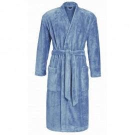Robe De Chambre Manches Longues Homme, Ringella 5441749/BLEU