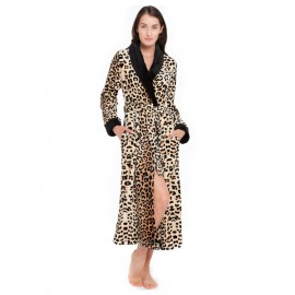 Bathrobe 130cm, Leopard, Taubert 152800-114