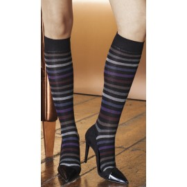 Knee Highs, Cinabro, Trasparenze CINABRO-GO