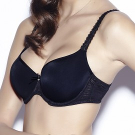 Padded Bras, Lingerie Chantilly, Lingerie Secret D'Eva 440-08