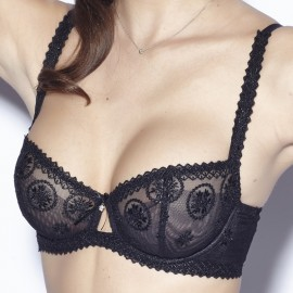 Half Cups Bras, Chantilly, Lingerie Secret D'Eva 440-04