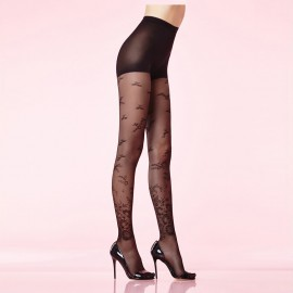 Collant 30D, Legging Dentelle, Chantal Thomass TT4680