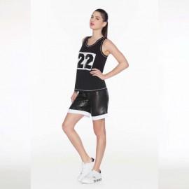 Top Débardeur Paillette, Femme Active, Twin-Set LS61BB