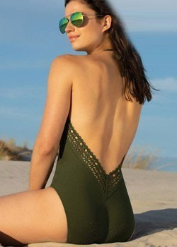 Beach : Ajourage Couture - Eclat Aventure