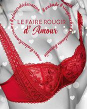 Aubade rive gauche lingerie 2017 st valentin lingerie