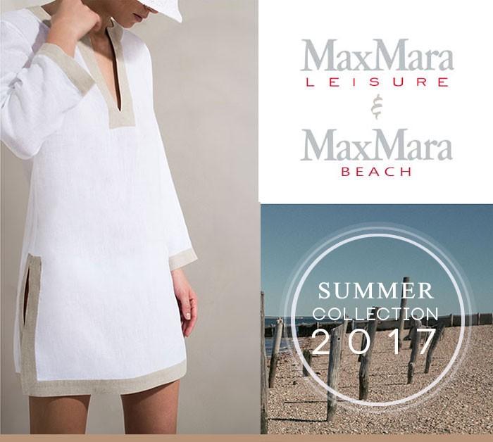 Max Mara Leisure prêt à porter pour femme collection 2017
