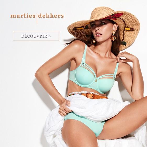 Marlies Dekkers Dame de Paris Collection lingerie 2018