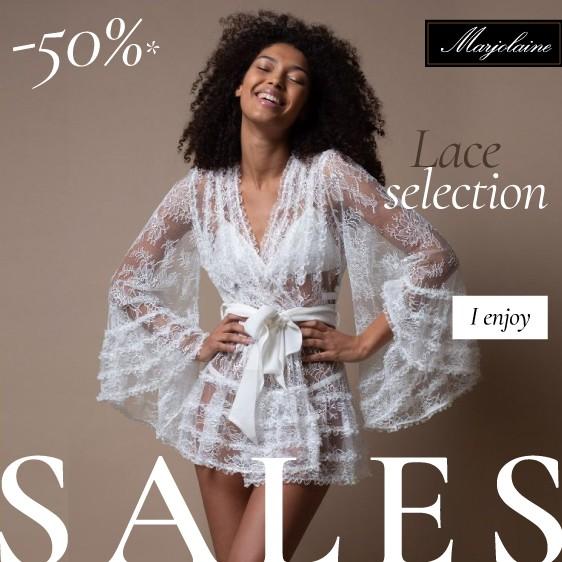 Marjolaine: sales