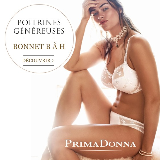 Prima Donna Ray of light nouvelle collection 2018
