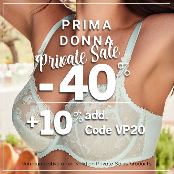 Prima Donna Mari Jo Andres Sarda Private Sale