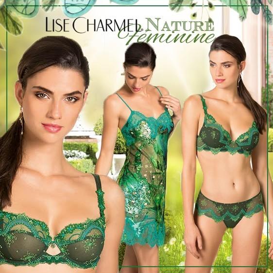 Lise Charmel lingerie nature féminine