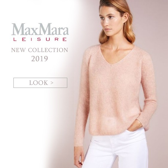 Max Mara Leisure new collection fall winter 2018 2019