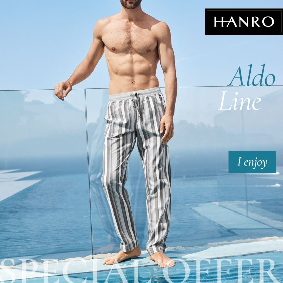 Hanro: line Aldo Special Offer
