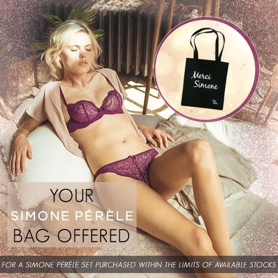 Simone Pérèle bag offered