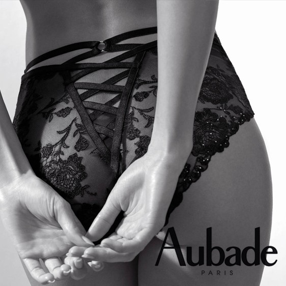 Aubade lingerie new collection Nuit Indecente underwear 2019