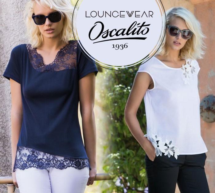 Oscalito collection été 2017 prêt à porter pour femme