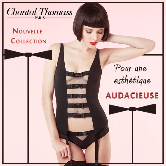 Chantal Thomass Audacieuse collection2018