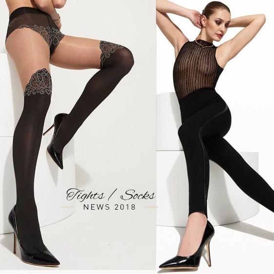 Tights and socks 2018