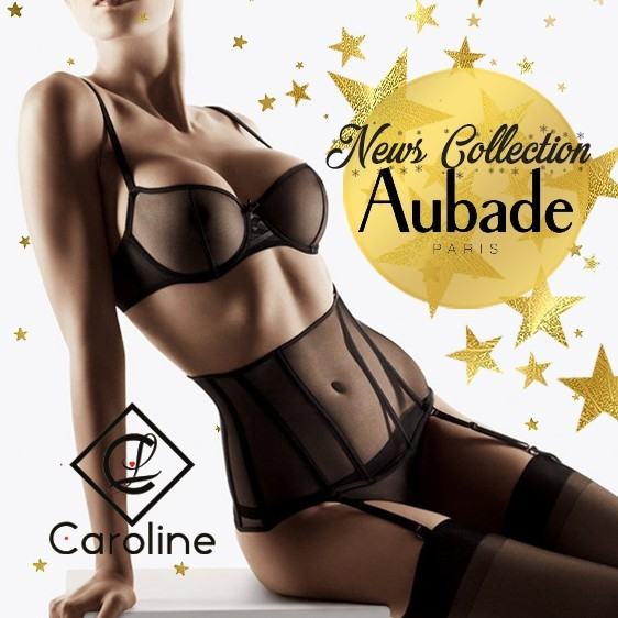 Aubade Nudescence Cuir de rose new collection 2018