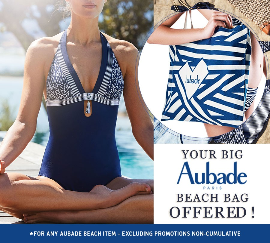 Aubade - Beach : 1 Bag Offered!