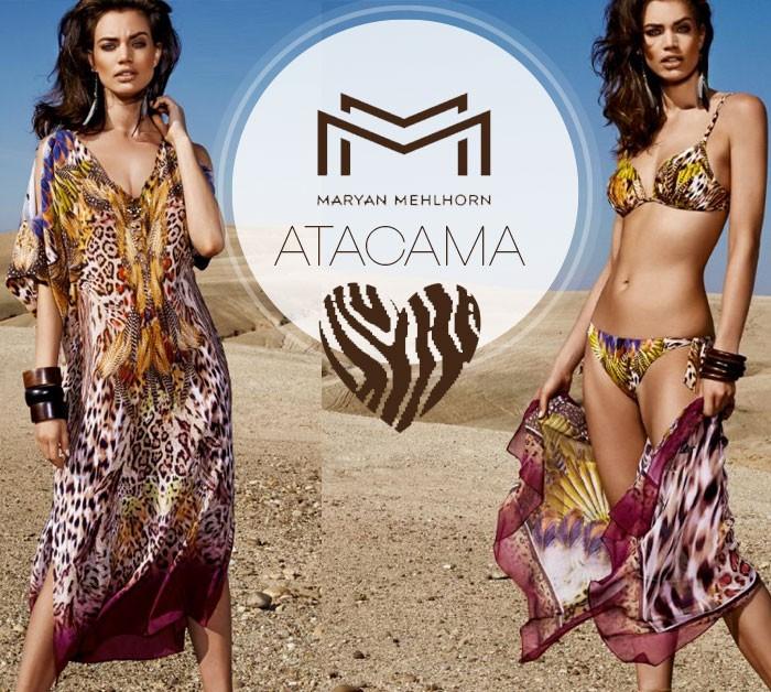 Maryan Mehlhorn Atacama beachwear loungewear plage