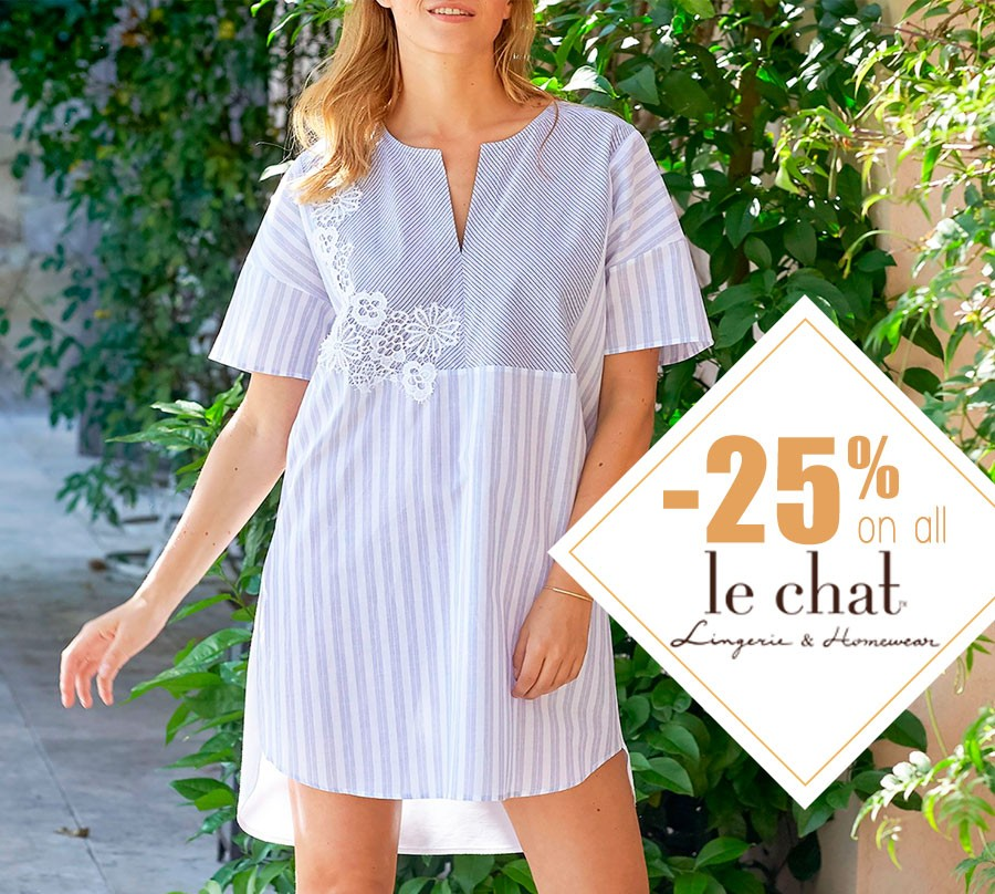 Le Chat - Exceptionnel Offer : -25%