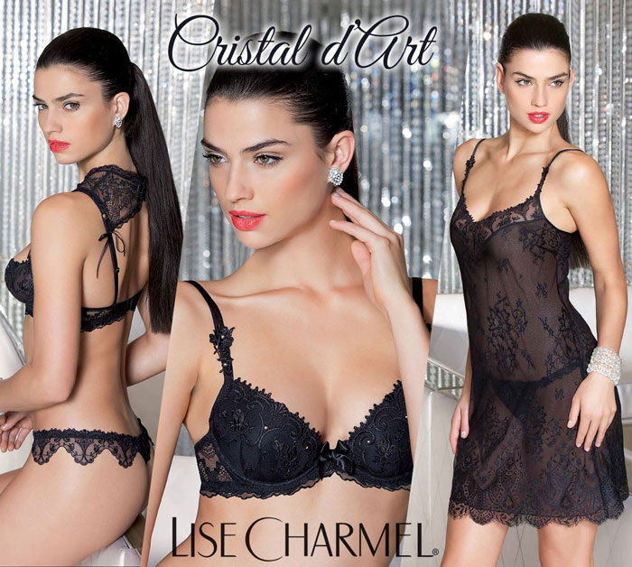 Lise Charmel Cristal d'Art lingerie underwear for woman