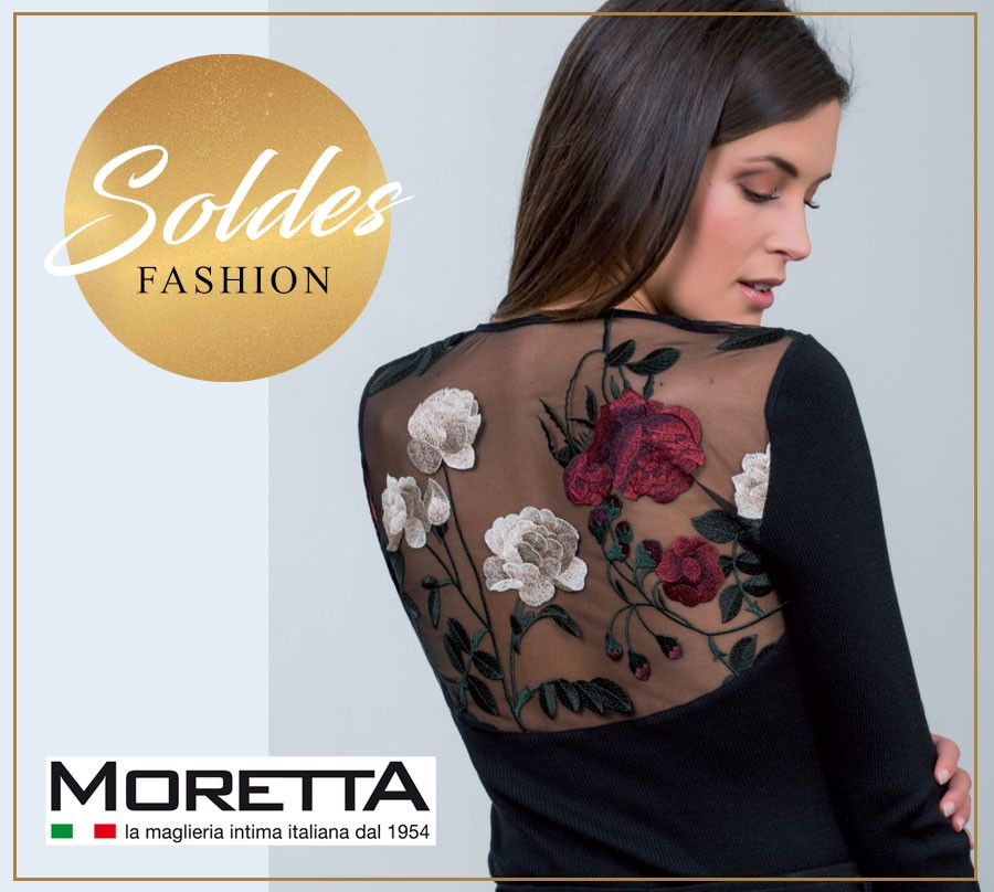 Soldes 2019 - Moretta