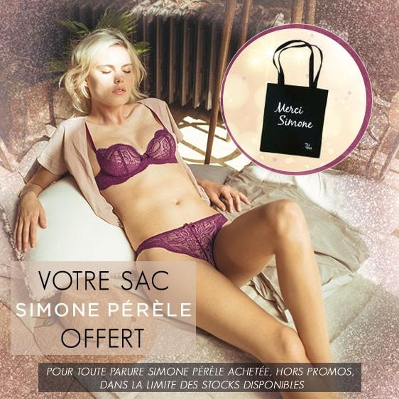 Sac Simone Pérèle offert