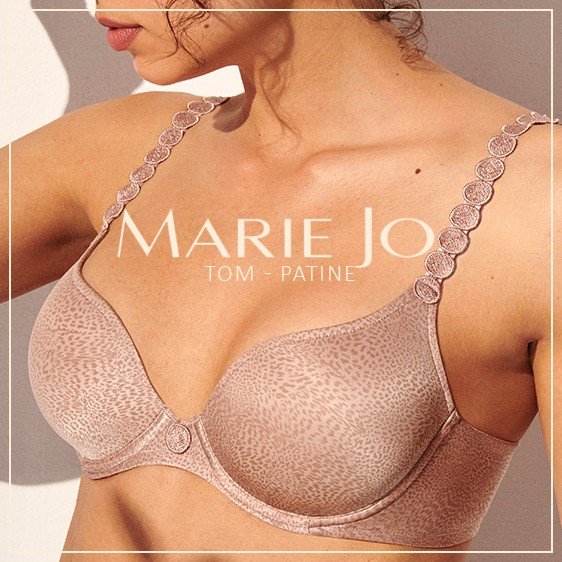 Marie Jo lingerie new collection Tom Patine underwear 2020