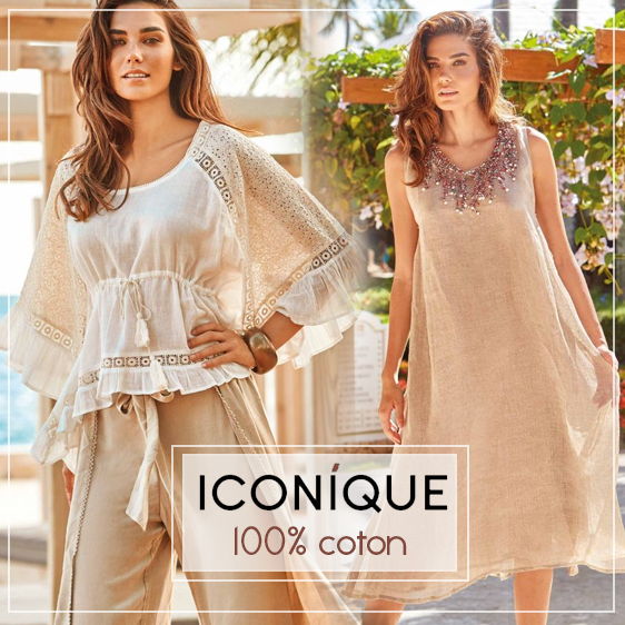 Iconique new collection 2020