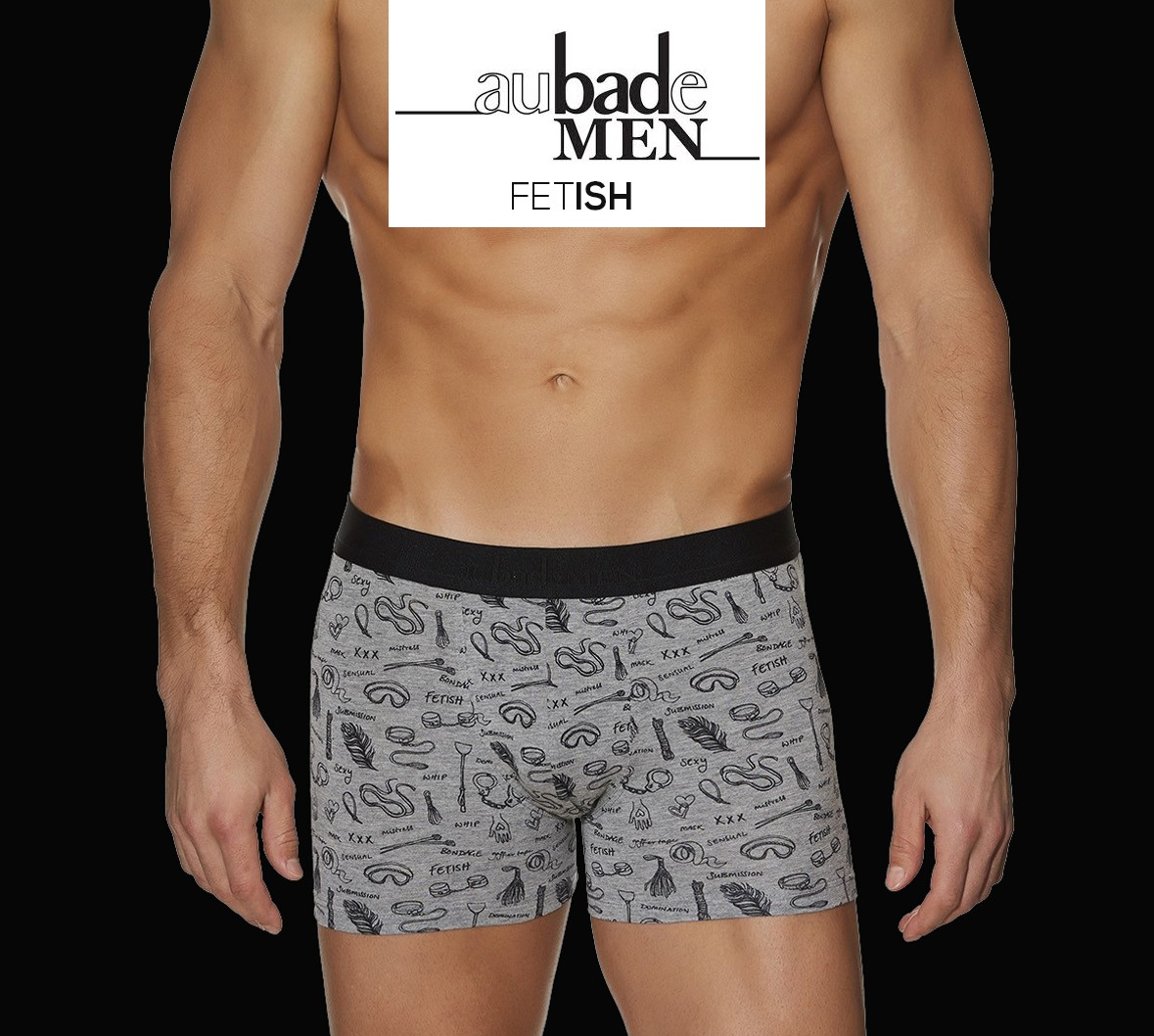 Boxer Fetish, Aubade Men XB73M man autumn winter collection underwear