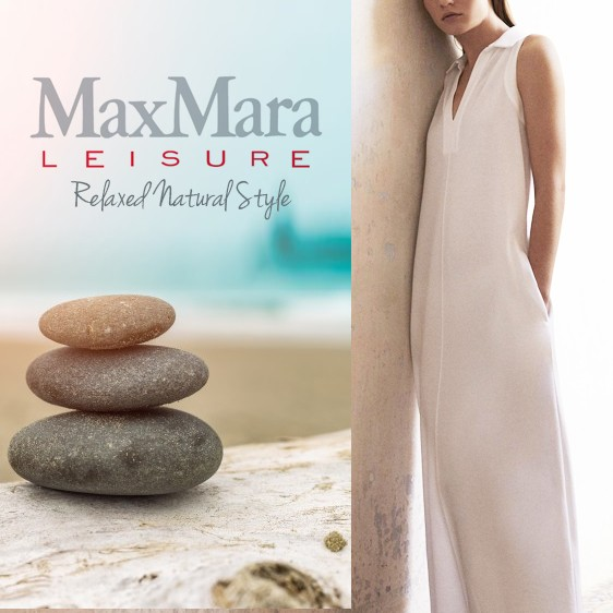 Max Mara Leisure new collection dress 2020