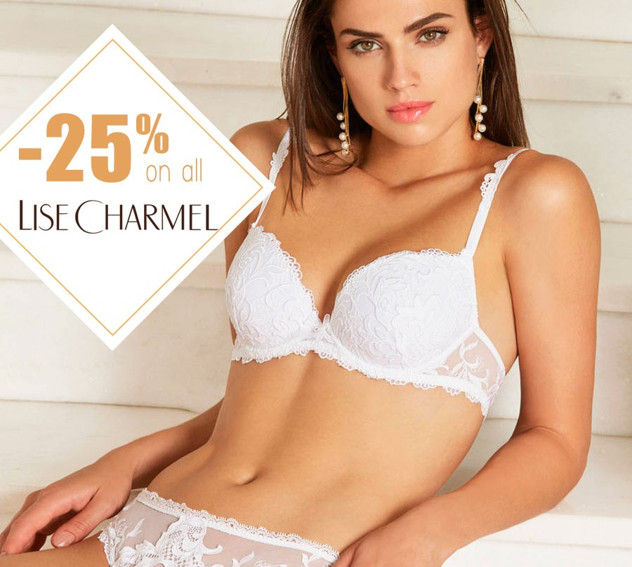Lise Charmel - Special Offer: -25%