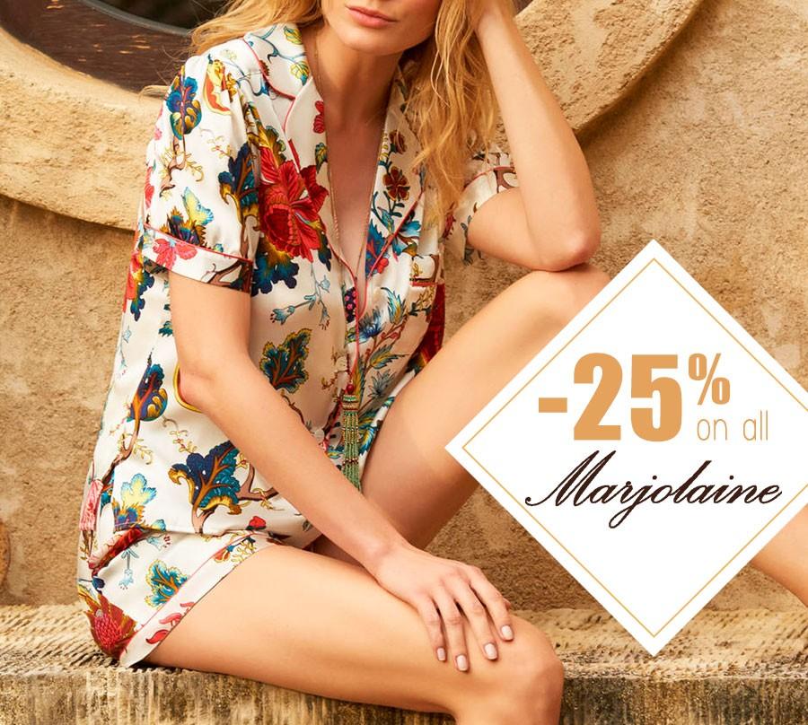 Marjolaine - Nightwear: -25%