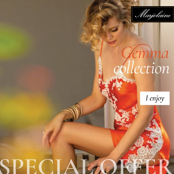 Marjolaine: Special Offer collection Gemma