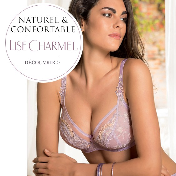 Lise Charmel Instant couture douceur collection 2018