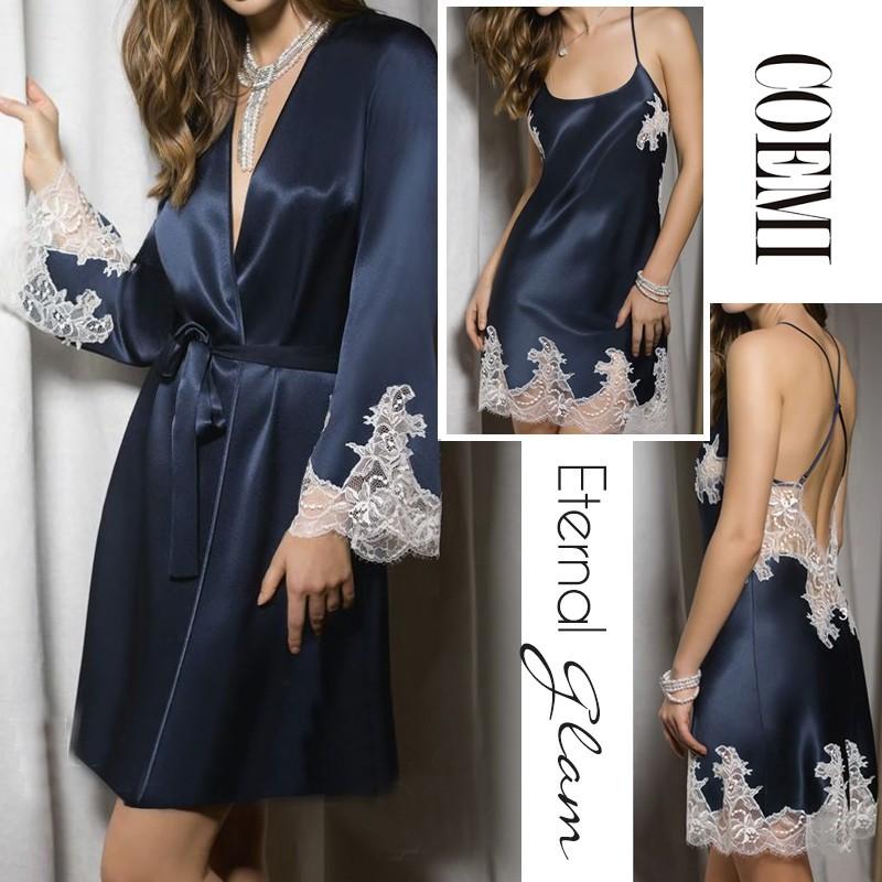 Coemi nightwear eternal glam fall winter 2017 2018