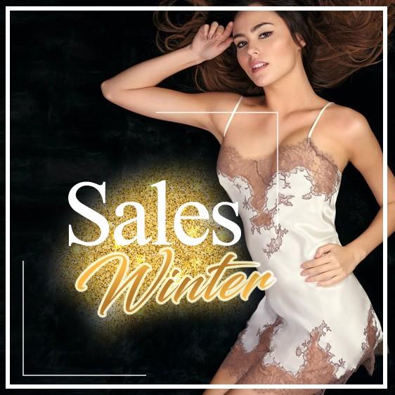 Sales Marjolaine lingerie