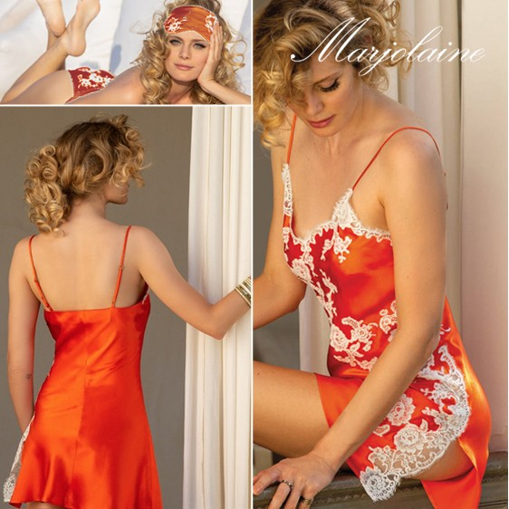 Marjolaine lingerie new collection summer 2020