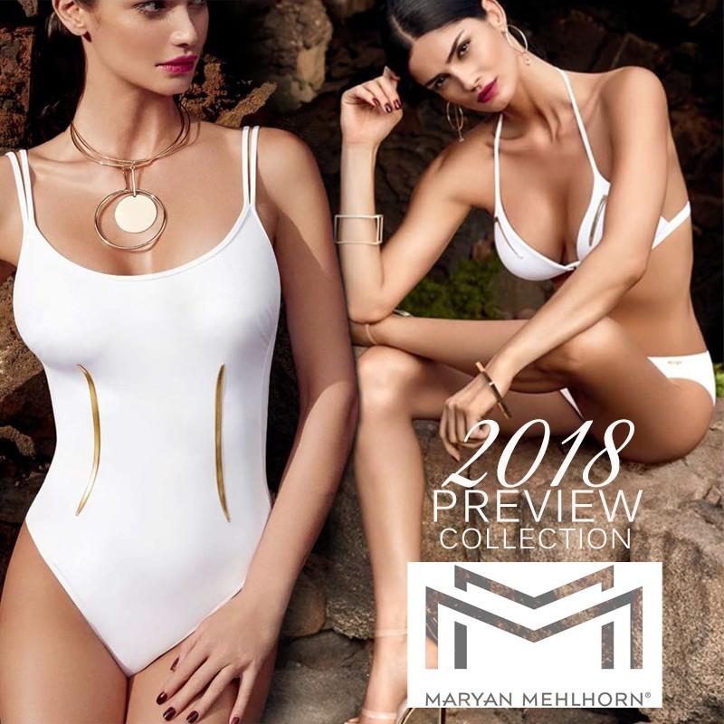 Maryan Mehlhorn 2017 2018 loungewear beachwear